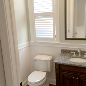 2-Piece Powder Room Bathroom Remodeling